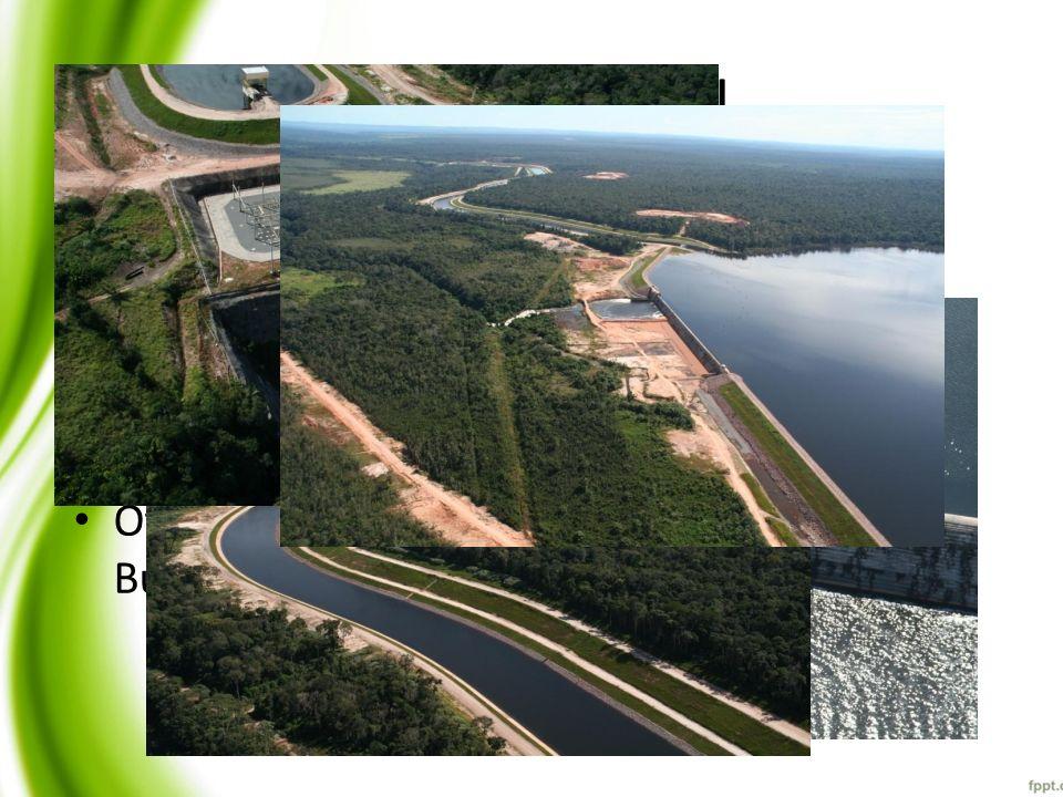 UHE Random II Concessão nº 006/93 – Eletrobrás; Potência para gerar 73,5 MW; Oferece energia para o município de Pimenta Bueno.