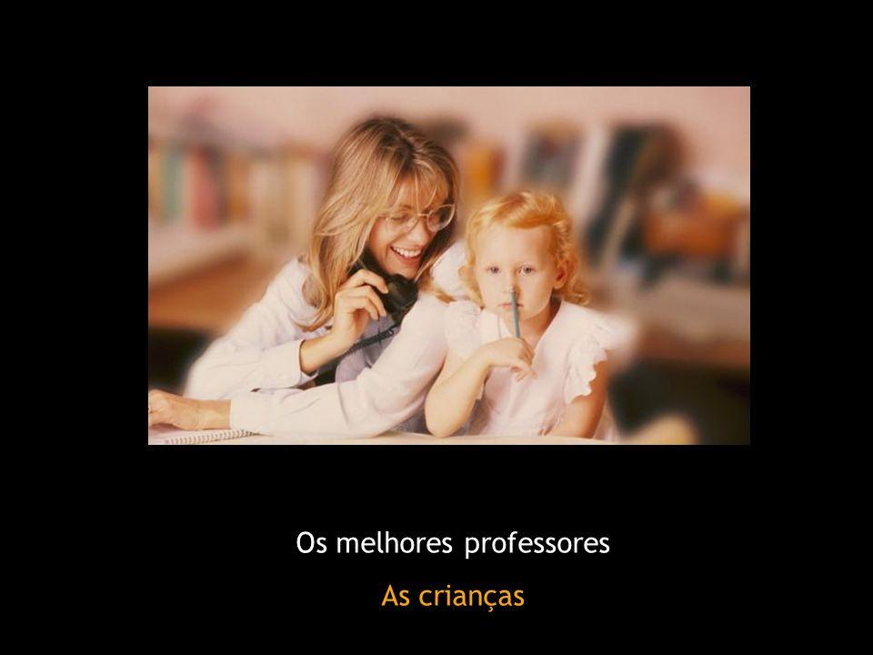 Os melhores professores As crianças