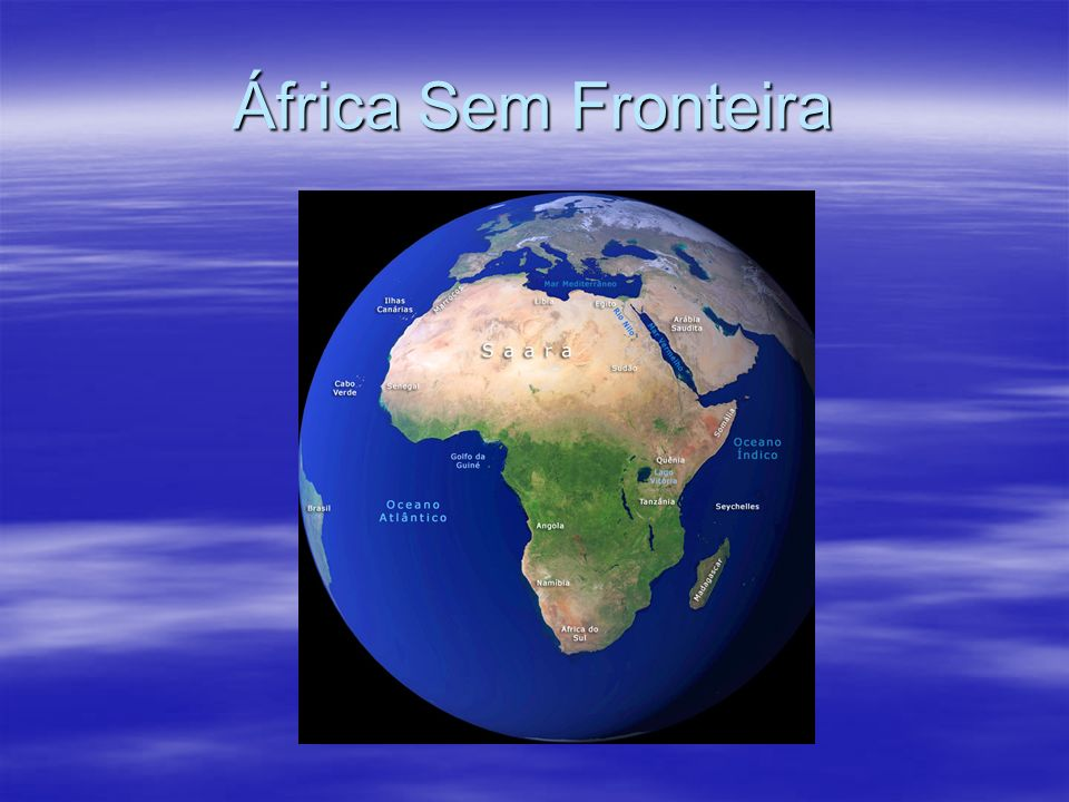 África Sem Fronteira