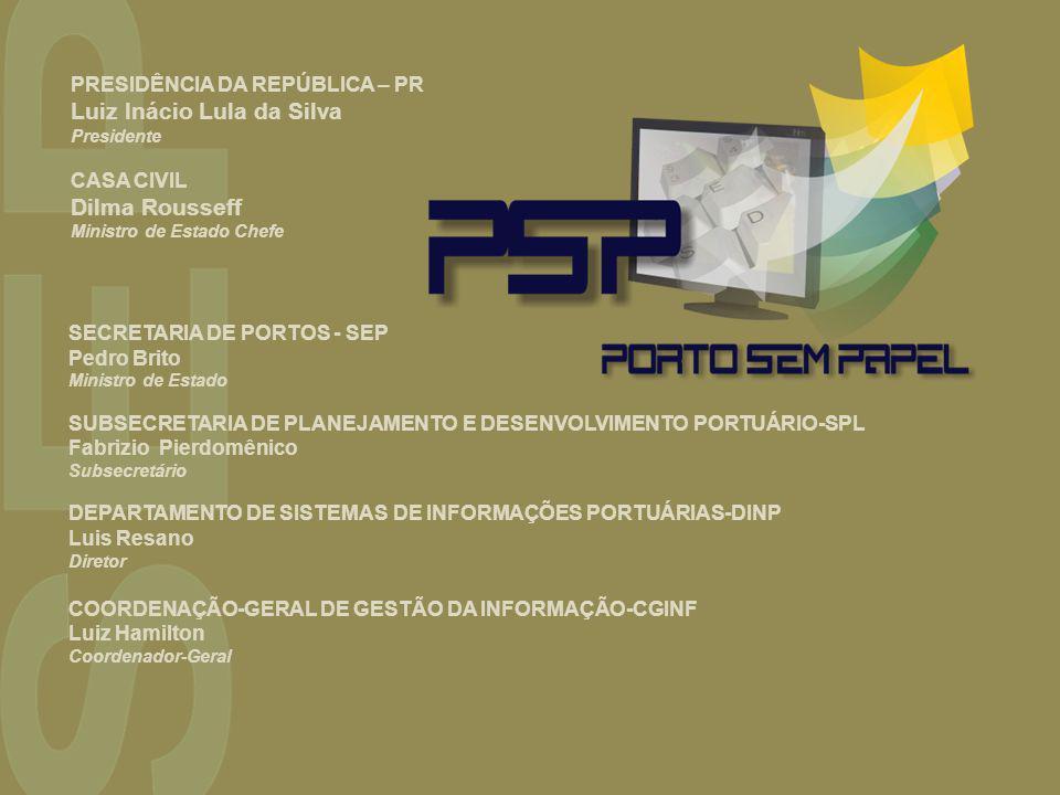ANTECEDENTE HISTÓRICO RECENTE DA GESTÃO PORTUÁRIA Ministério dos Transportes FACILITADORA DEPARTAMENTO DE PROGRAMAS DE TRANSPORTES AQUAVIÁRIOS DEPTA (Status: DIRETORIA) COORDENAÇÃO-GERAL DE PROGRAMAS CGPAQ SECRETARIA DE GESTÃO DOS PROGRAMAS DE TRANSPORTES PRESIDÊNCIA DA REPÚBLICA SECRETÁRIO EXECUTIVO MINISTRO SECRETARIA DE PORTOS RECONHECIMENTO DA IMPORTÂNCIA DO SETOR PORTUÁRIO SEGES DEPTA CGPAQ Lei nº.