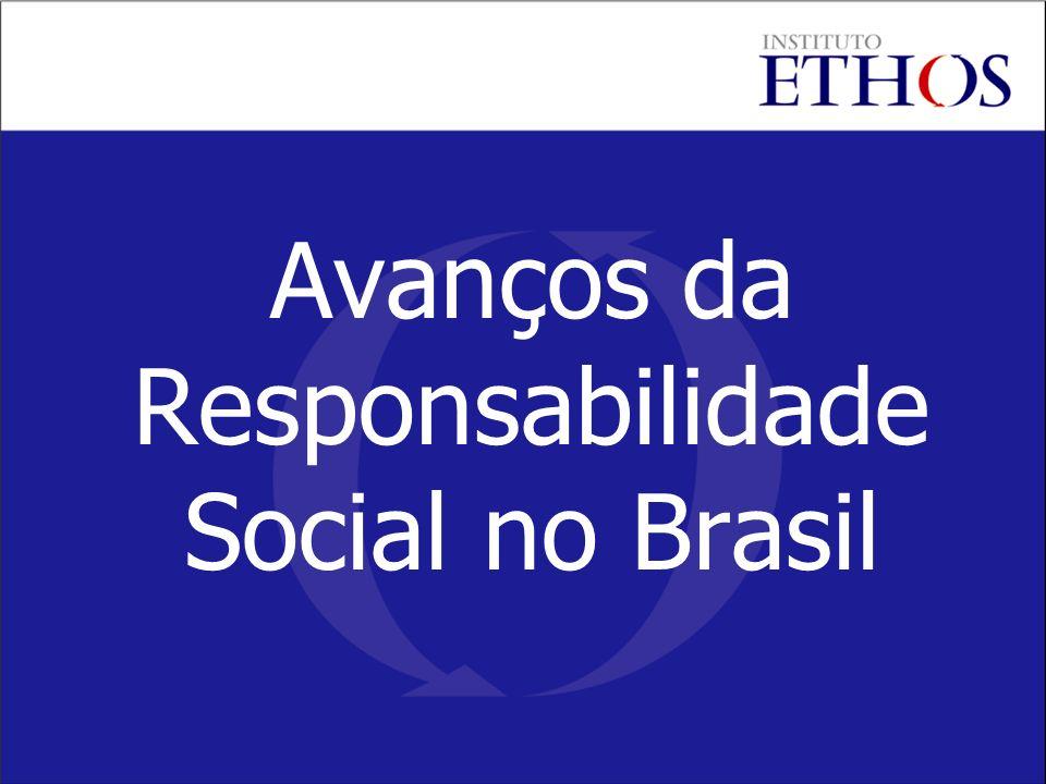 Avanços da Responsabilidade Social no Brasil