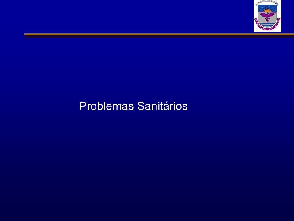 Problemas Sanitários