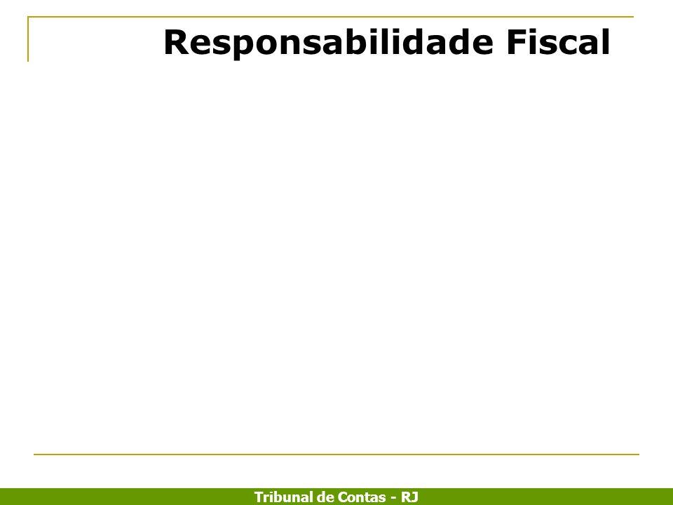 Tribunal de Contas - RJ Amplo acesso às contas públicas inclusive Internet Audiências Públicas TRANSPARÊNCIA