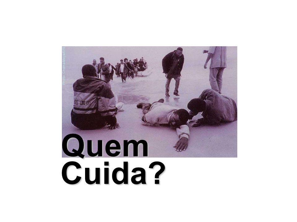 Quem Cuida? Photo: Chema Moya/EFE