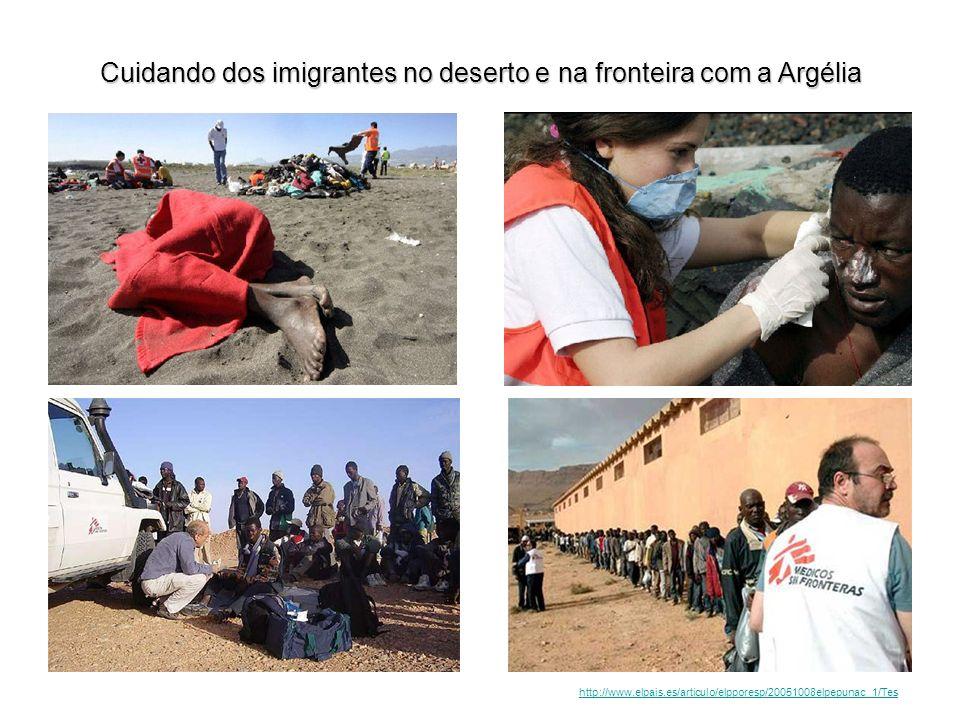 http://www.elpais.es/articulo/elpporesp/20051008elpepunac_1/Tes Cuidando dos imigrantes no deserto e na fronteira com a Argélia