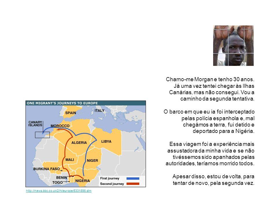 A Itália e a Líbia foram acusadas de abuso dos Direitos Humanos em relação aos imigrantes africanos que tentam entrar na UE.