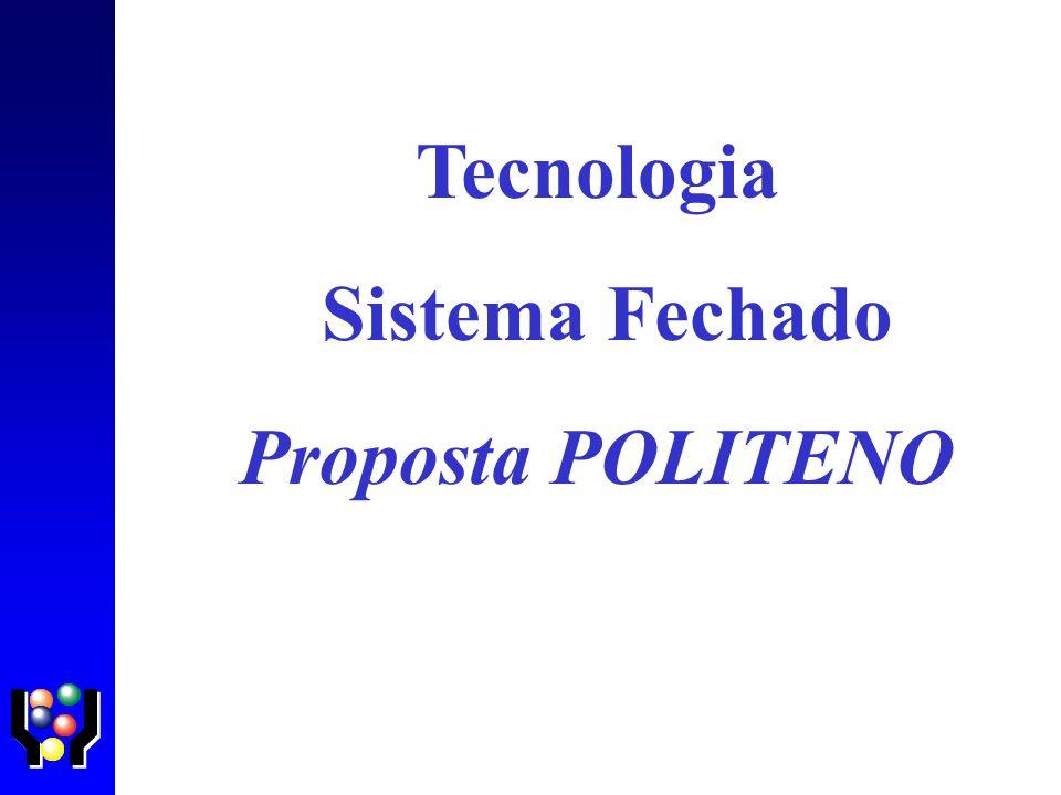 Tecnologia Sistema Fechado Proposta POLITENO