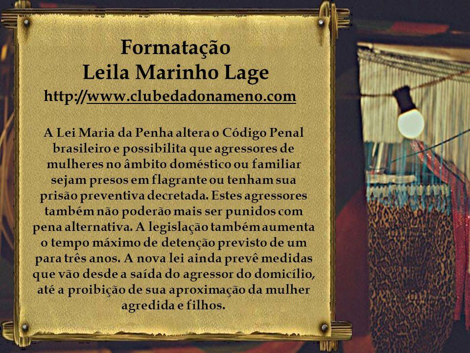 Formatação Leila Marinho Lage Música Skin 2 skin Enya http://www.clubedadonameno.com Nos slides a seguir seguem informações sobre o tema (Fevereiro de