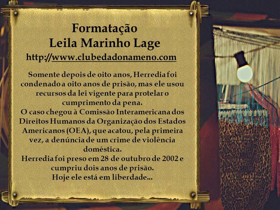 Formatação Leila Marinho Lage http://www.clubedadonameno.com Na segunda intenção de assassinato, duas semanas após, tentou a eletrocutar e afogar. Alé