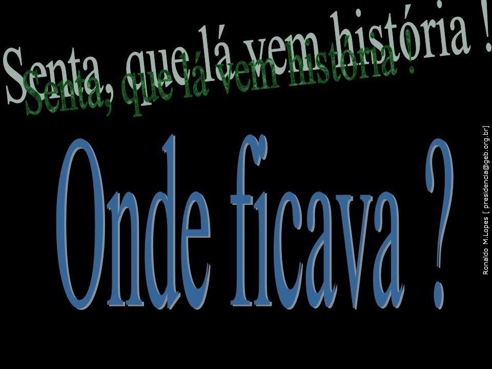Ronaldo M.Lopes [ presidencia@geb.org.br] 114