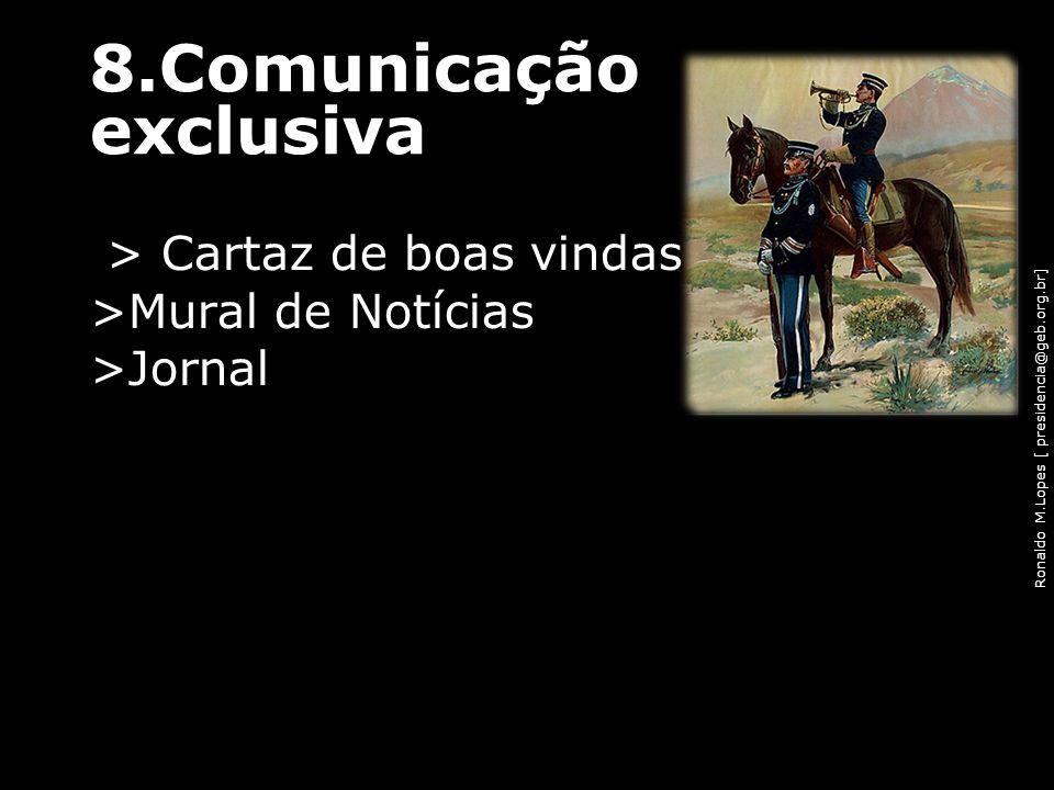 Ronaldo M.Lopes [ presidencia@geb.org.br] 8.Comunicação exclusiva > Cartaz de boas vindas >Mural de Notícias >Jornal 59
