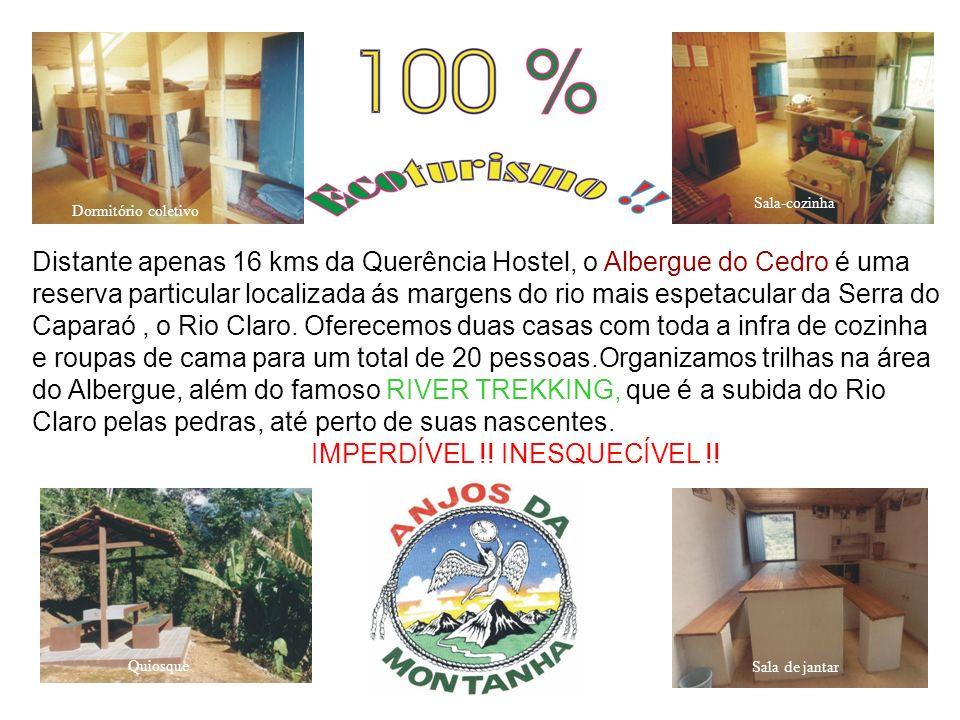 Rio Claro Serra do Caparaó ES ALBERGUE DO CEDRO ECOTURISMO DE VERDADE É AQUI !!