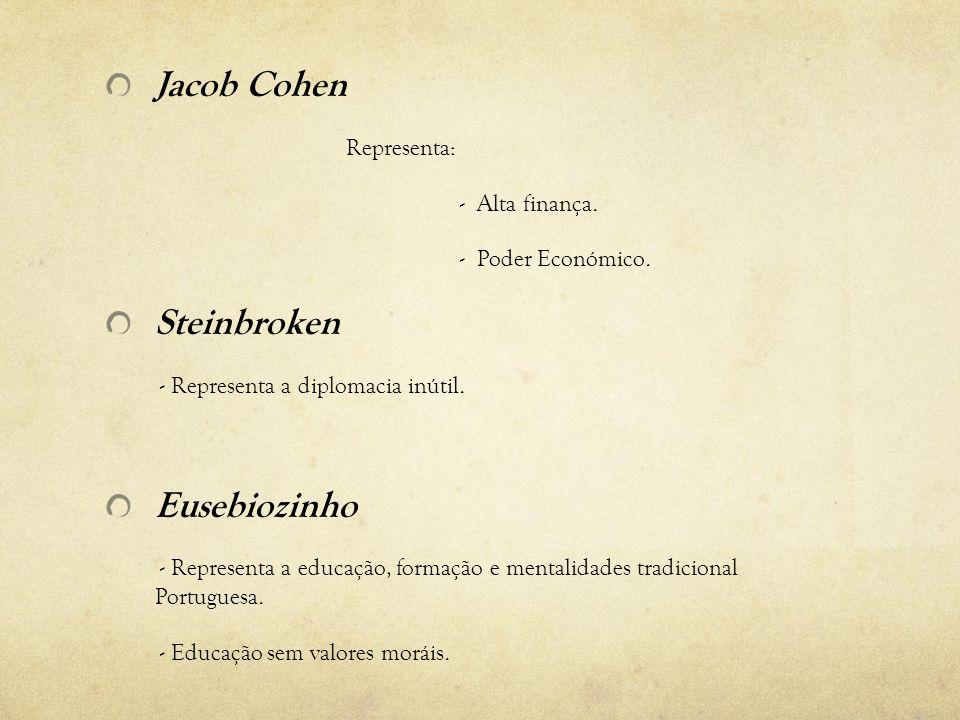 Sousa Neto - Representa a mediocridade intelectual.