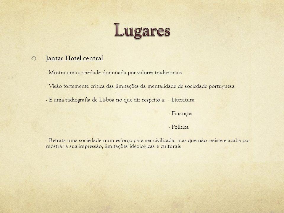 Guimarães - Personificação do destino.