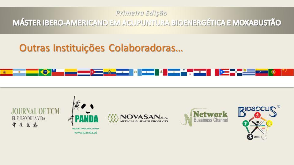 Outras Instituições Colaboradoras…