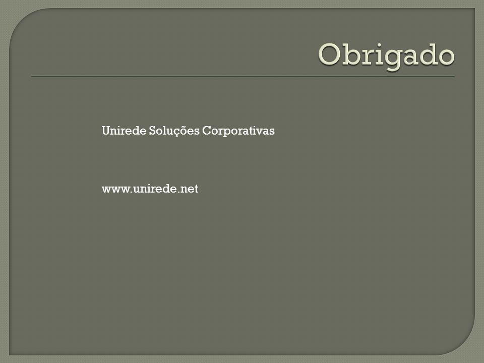 Unirede Soluções Corporativas www.unirede.net