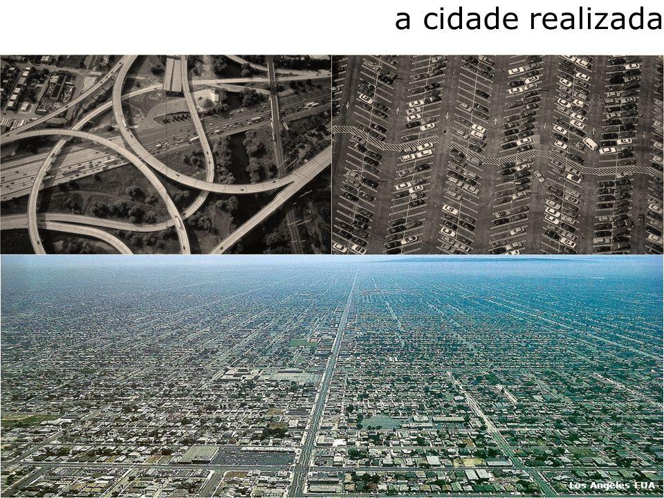 a cidade realizada Los Angeles EUA