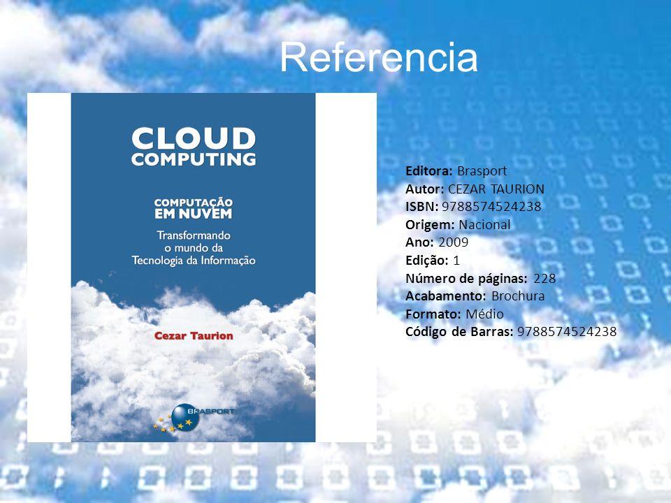 Editora: Brasport Autor: CEZAR TAURION ISBN: 9788574524238 Origem: Nacional Ano: 2009 Edição: 1 Número de páginas: 228 Acabamento: Brochura Formato: M