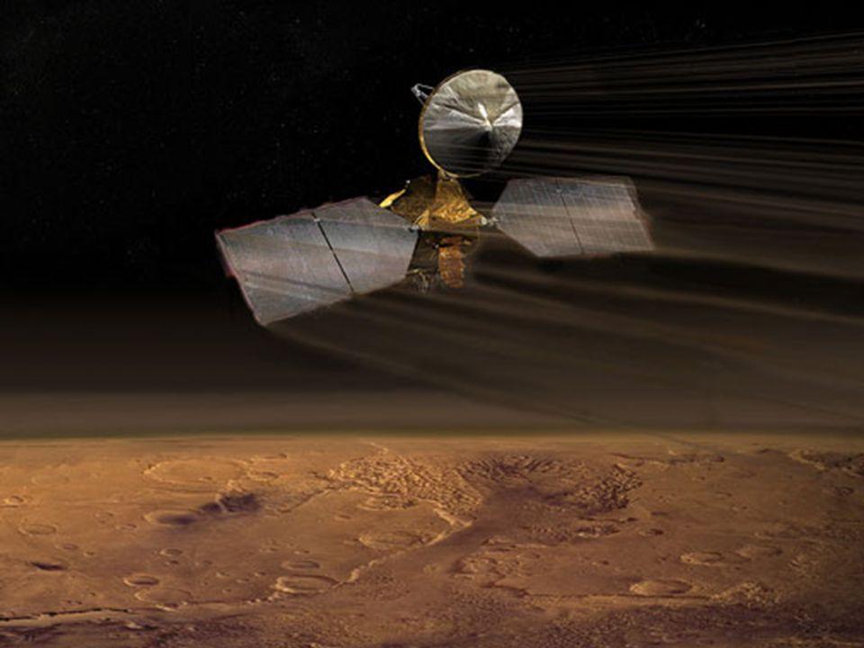 (GRAvity Field Investigation Package Acompanhando a sonda aquando a sua aproximação para a órbita de inserção, na primeira parte cientifica da missão,