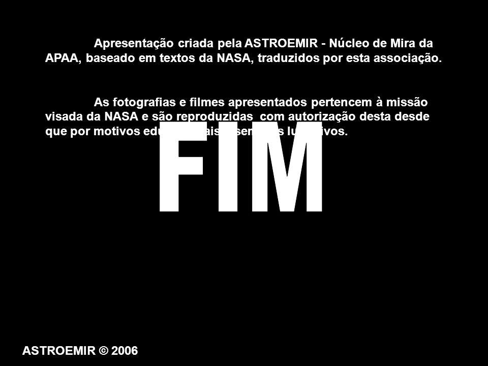 A sua missão primária durará cinco anos e meio, estando prevista terminar a 31 de Dezembro de 2010.