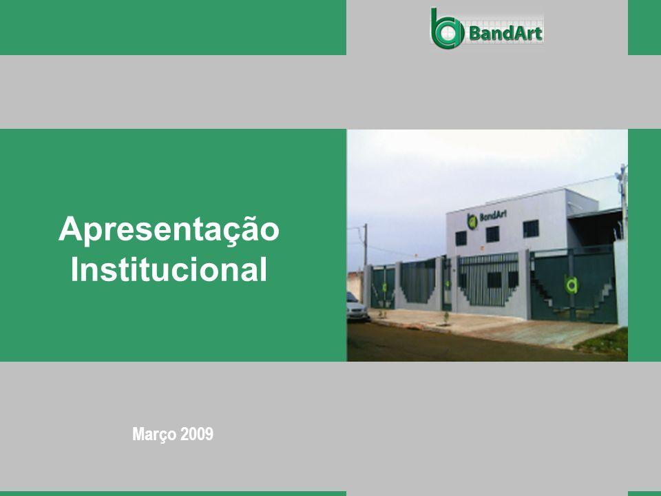 Apresentação Institucional Março 2009