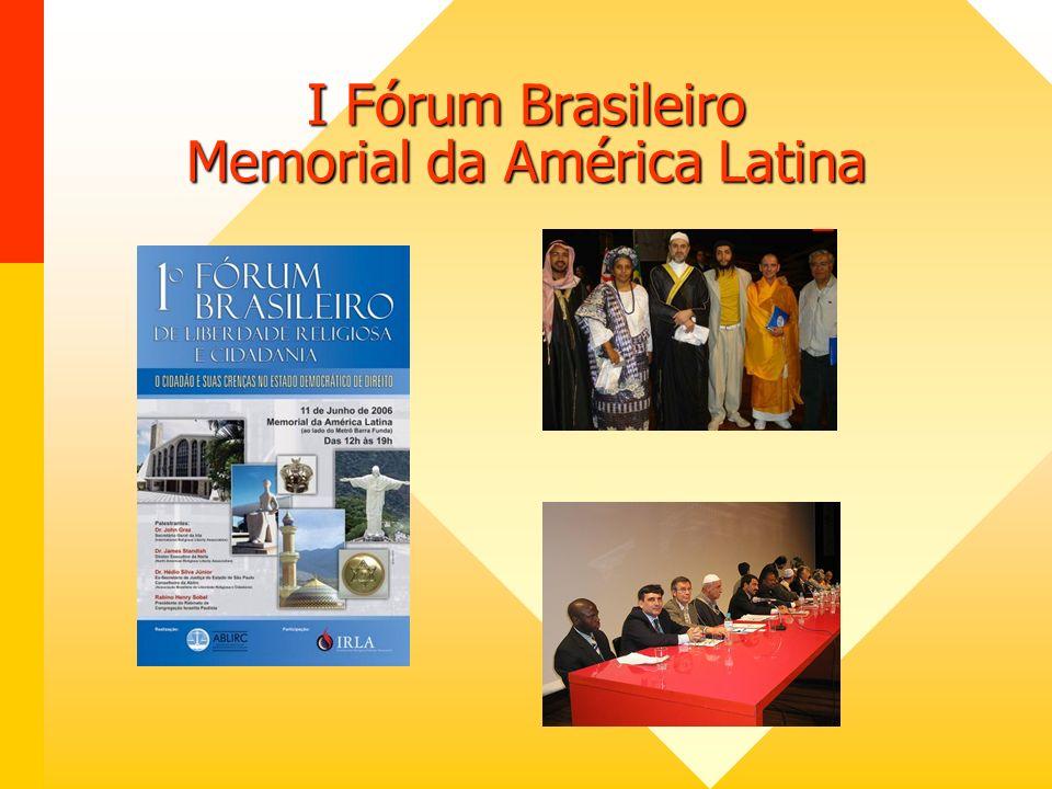 I Fórum – Bahia – CM Salvador