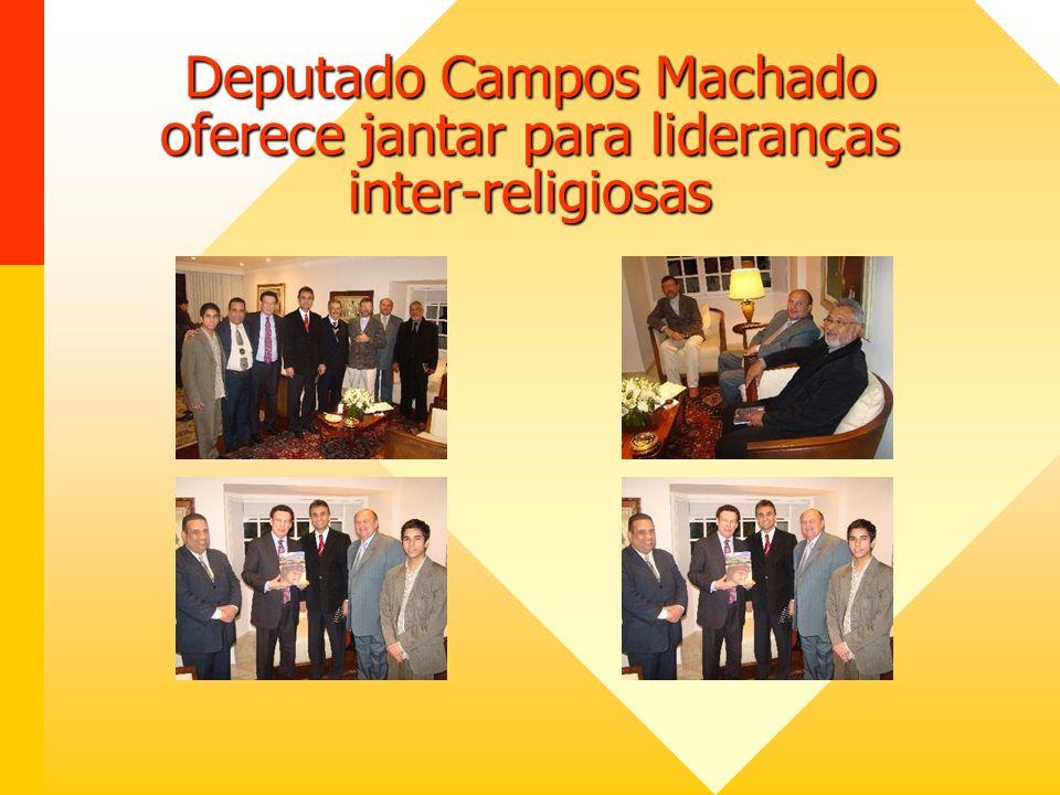 Abertura do Circuito Universitário de Liberdade Religiosa e Cidadania durante Semana Jurídica na Faculdade Anchieta - SBC