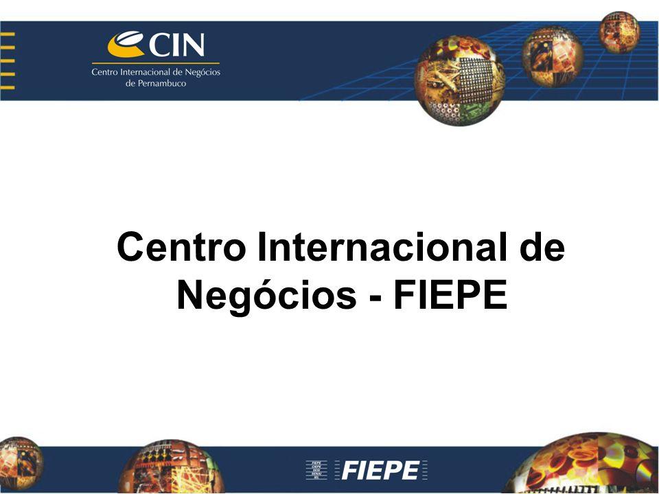 Centro Internacional de Negócios - FIEPE