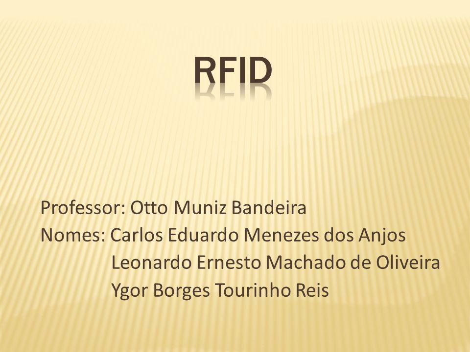 Professor: Otto Muniz Bandeira Nomes: Carlos Eduardo Menezes dos Anjos Leonardo Ernesto Machado de Oliveira Ygor Borges Tourinho Reis