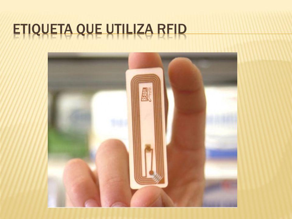 Através de um microchip, o sinal é capturado através de uma antena, processado( filtrado ) e então realiza a comunicação com o sistema de interesse( banco de dados ) Pode trabalhar com três faixas de frequência: baixas, médias e altas.
