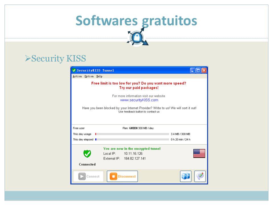 Softwares gratuitos Security KISS