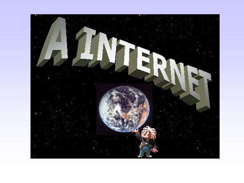 1.4 INTERNET LENTA Por que a Internet é tão lenta.