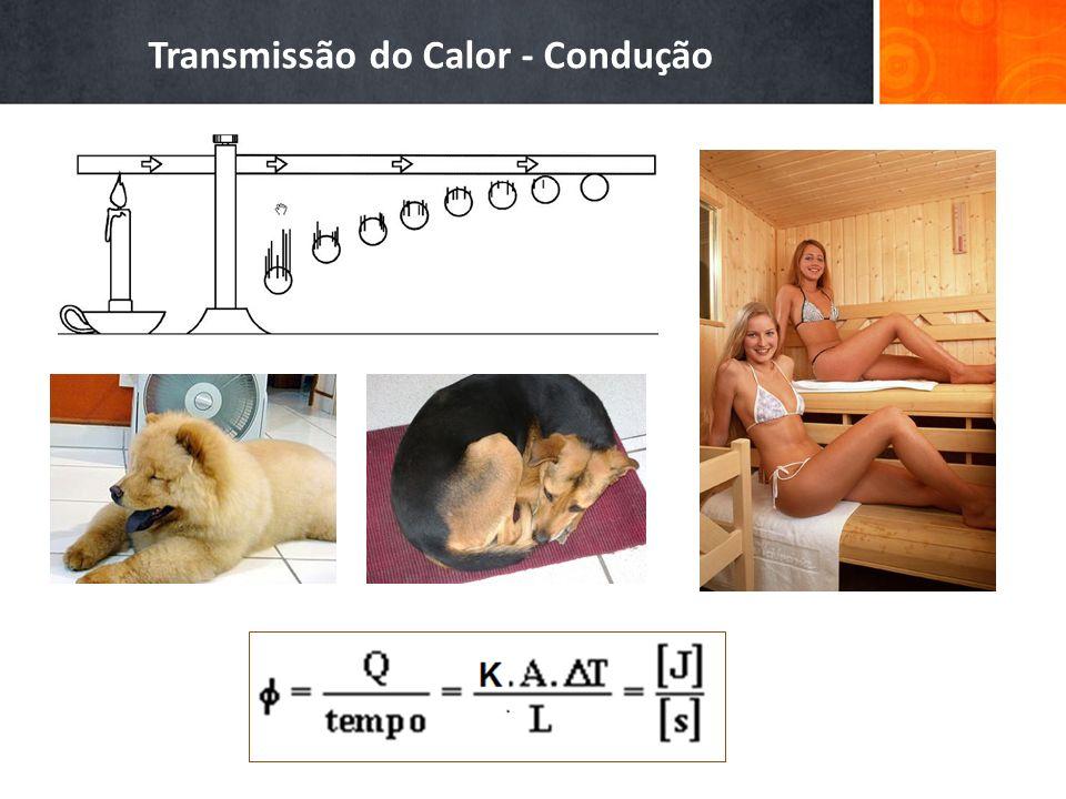 Transmissão do Calor - Condução
