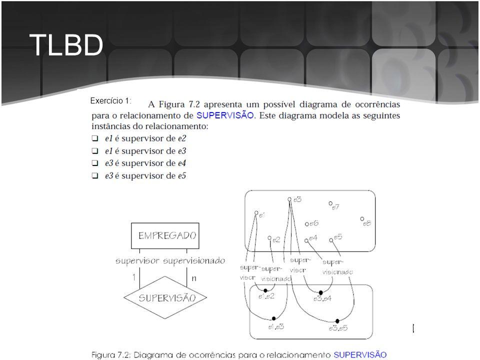 TLBD Exercício 1:
