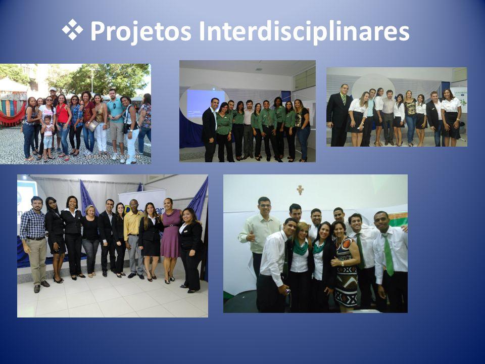 Projetos Interdisciplinares
