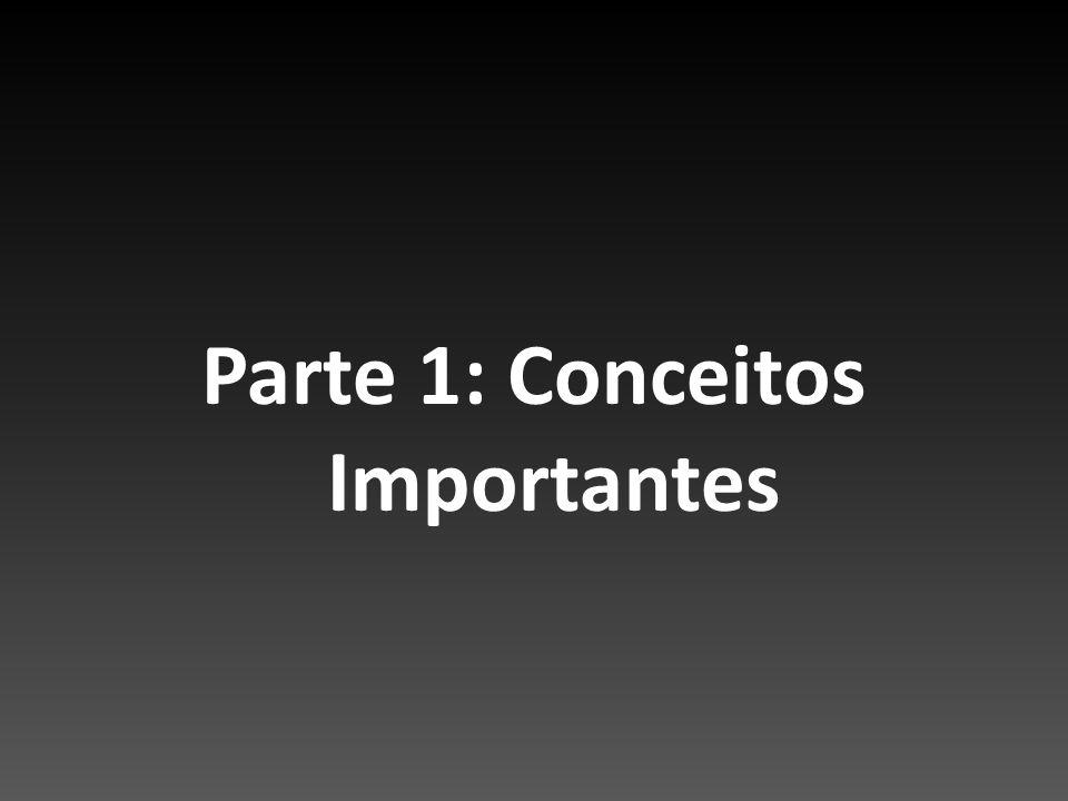 Parte 1: Conceitos Importantes