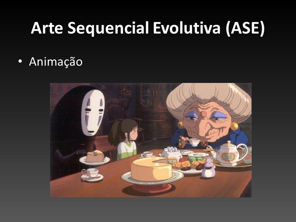 Arte Sequencial Evolutiva (ASE) Animação