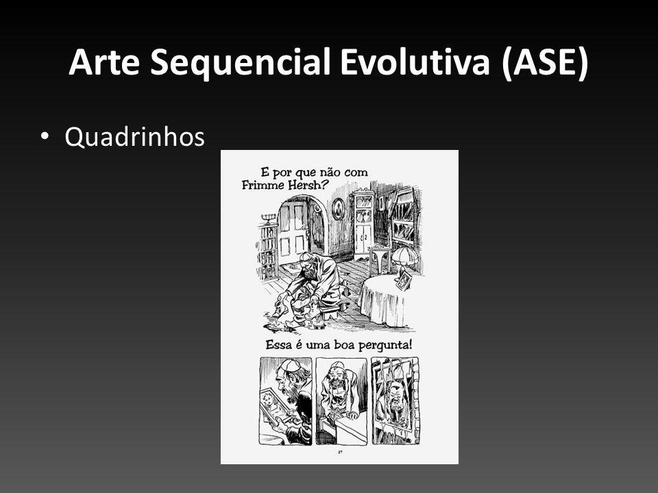 Arte Sequencial Evolutiva (ASE) Linguagem.