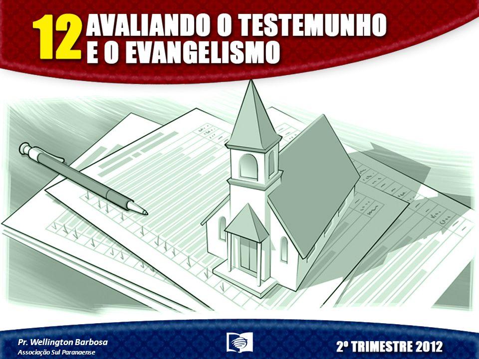 Pr. Wellington Barbosa Associação Sul Paranaense