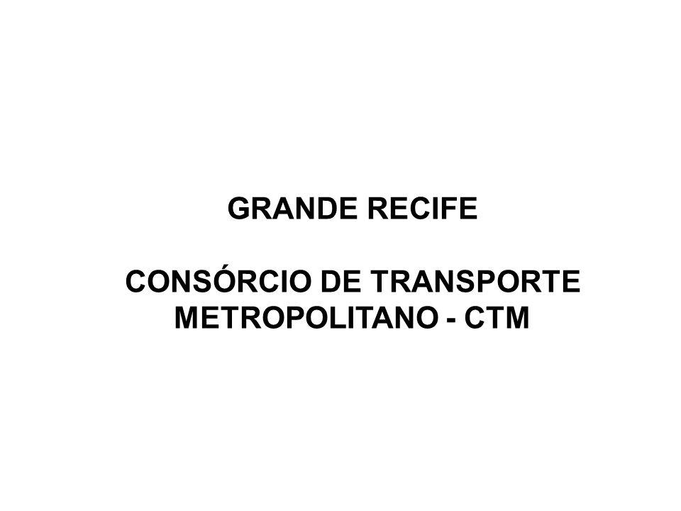 GRANDE RECIFE CONSÓRCIO DE TRANSPORTE METROPOLITANO - CTM