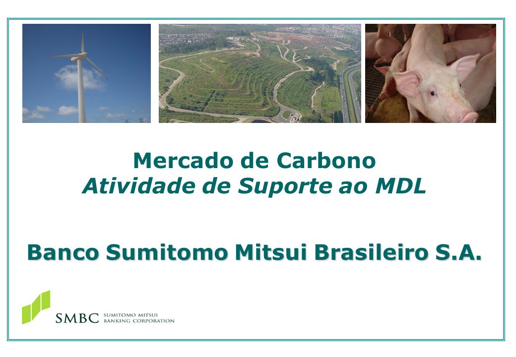 21 Projetos MDL Brasileiros registrados pelo Executive Board MDL (as of June 22, 2006) * Estimated emission reductions in tCO2e per annum, as stated by the project participants.