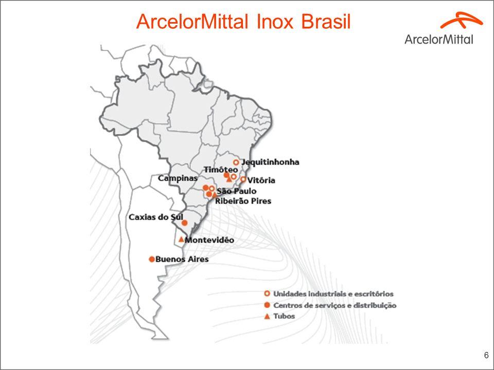 6 ArcelorMittal Inox Brasil