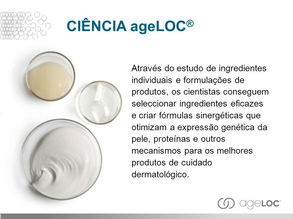 Através do estudo de ingredientes individuais e formulações de produtos, os cientistas conseguem seleccionar ingredientes eficazes e criar fórmulas si