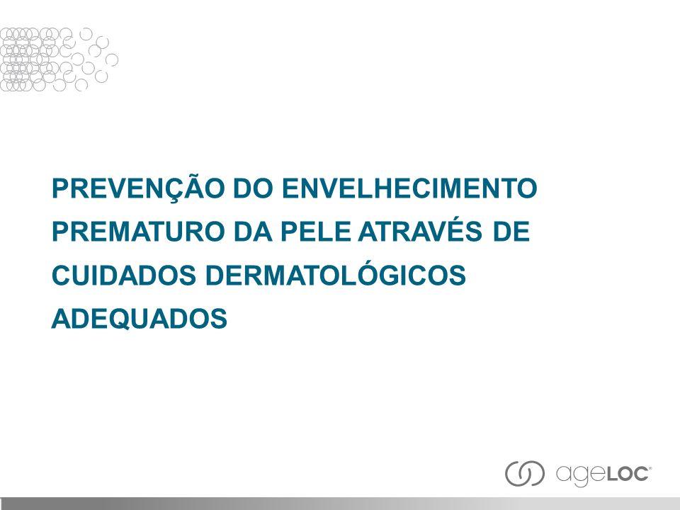 PREVENÇÃO DO ENVELHECIMENTO PREMATURO DA PELE ATRAVÉS DE CUIDADOS DERMATOLÓGICOS ADEQUADOS