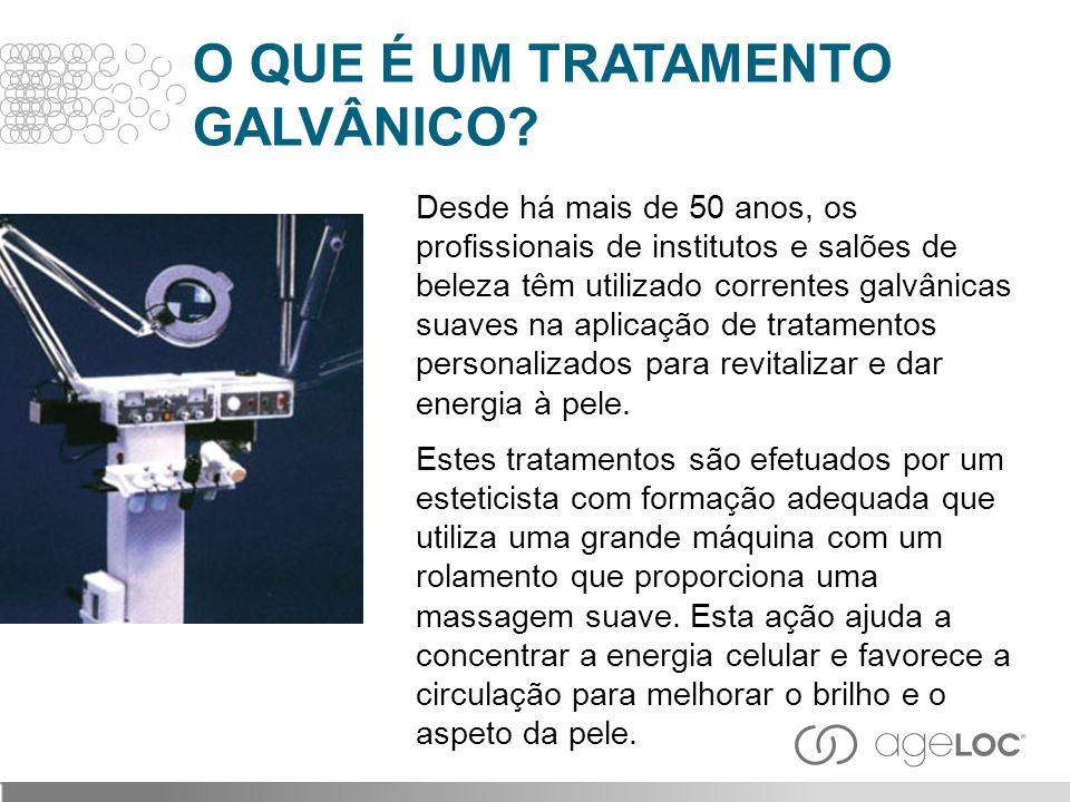 Desde há mais de 50 anos, os profissionais de institutos e salões de beleza têm utilizado correntes galvânicas suaves na aplicação de tratamentos pers