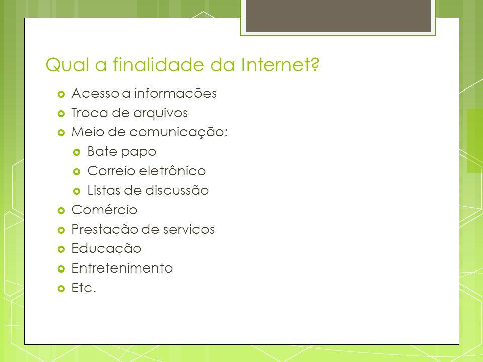 Internet 3G O que significa 3G.