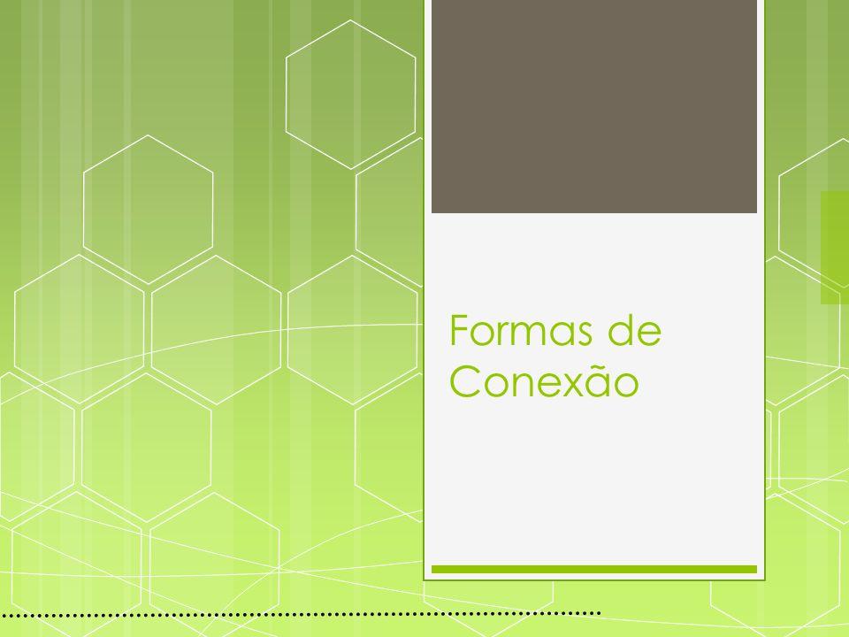 Formas de Conexão