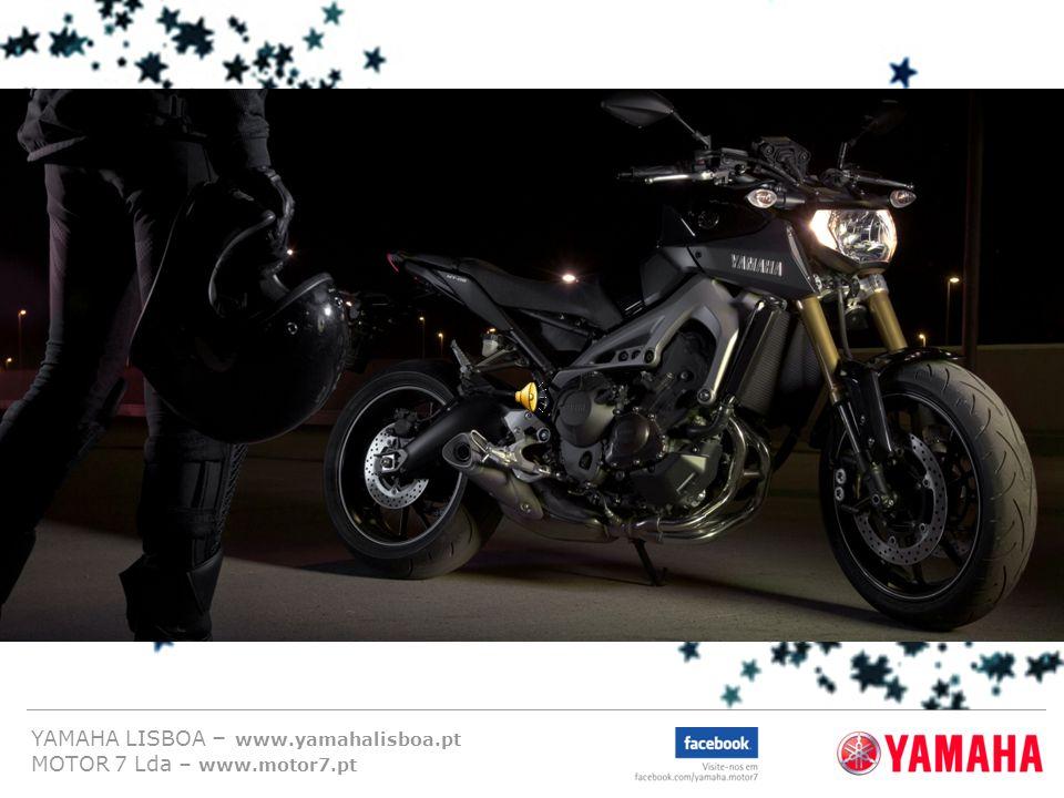 YAMAHA LISBOA – www.yamahalisboa.pt MOTOR 7 Lda – www.motor7.pt