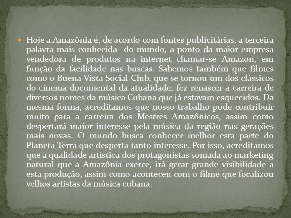 Hoje a Amazônia é, de acordo com fontes publicitárias, a terceira palavra mais conhecida do mundo, a ponto da maior empresa vendedora de produtos na internet chamar-se Amazon, em função da facilidade nas buscas.