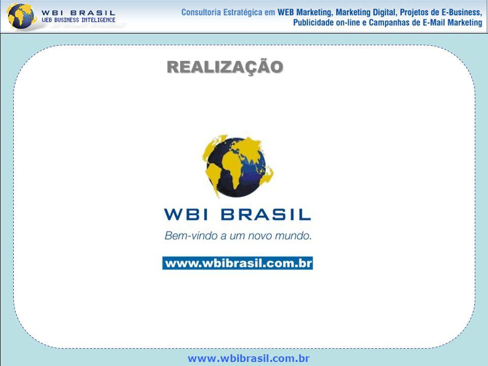 www.wbibrasil.com.br REALIZAÇÃO